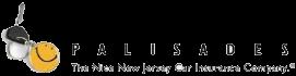 Palisades Insurance Logo. The Nice New Jersey Car Insurance Company